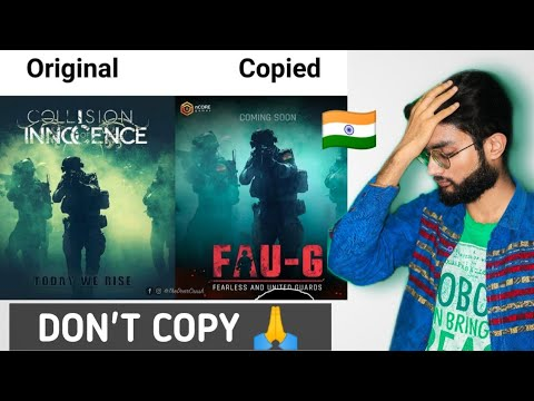 Download FAU-G Game is a COPY   Real Truth about AKSHAY KUMAR   PUBG Alternative Indian Game   PUBG BAN