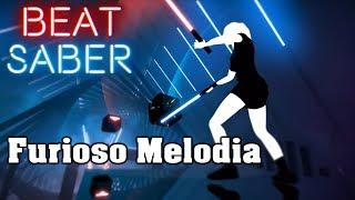Beat Saber - Furioso Melodia (custom song) | FC
