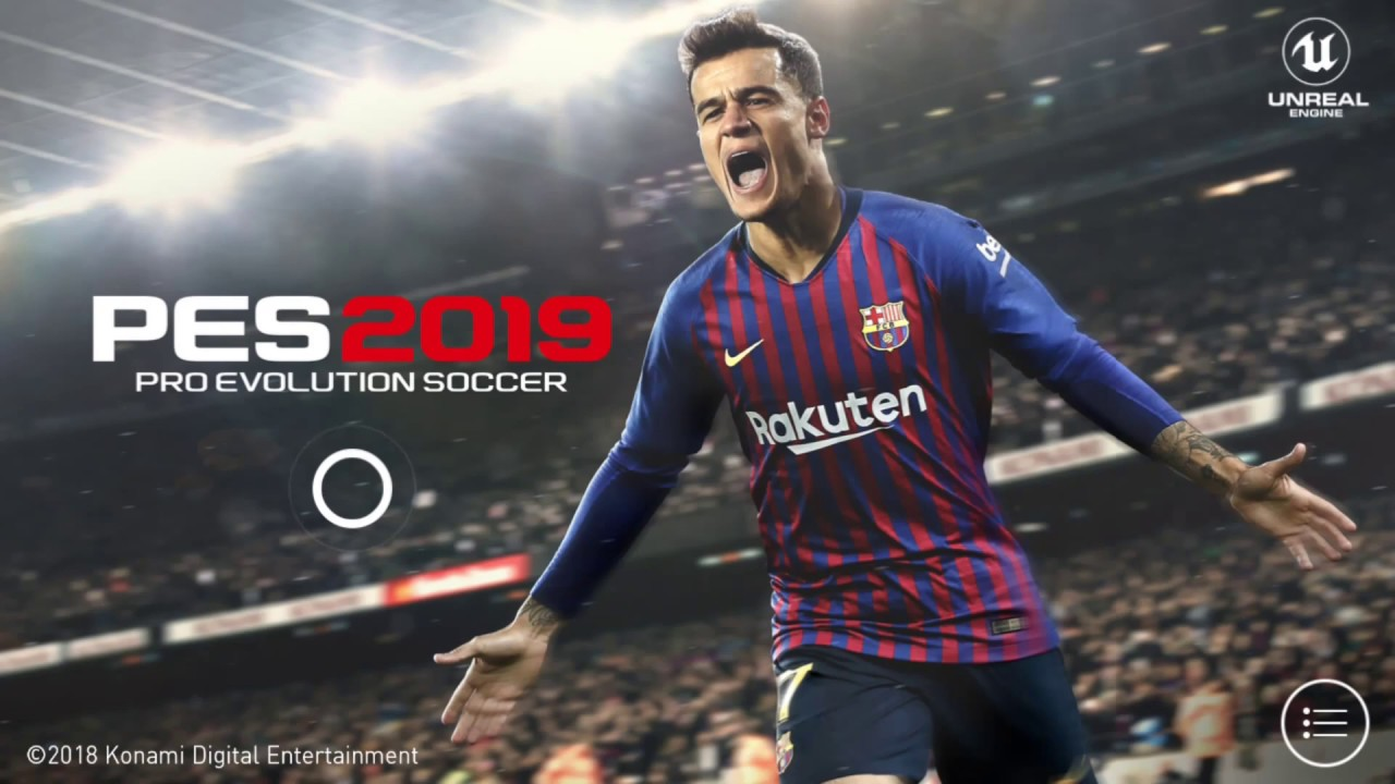 PES 2019 Mobile | How to log in with Google/KONAMI ID/Game Center?