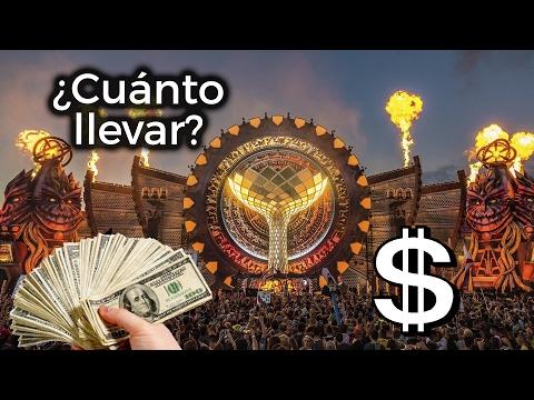Cuanto dinero llevar EDC MEXICO 2018   ZIDACO