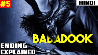 The Babadook (2014) Ending Explained | #10DaysChallenge - Day 5