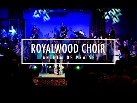 Anthem of Praise (Live) // Richard Smallwood // Royalwood Choir