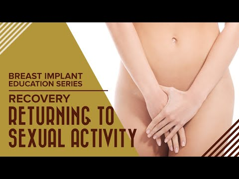 Sexual Activity after Breast Augmentation