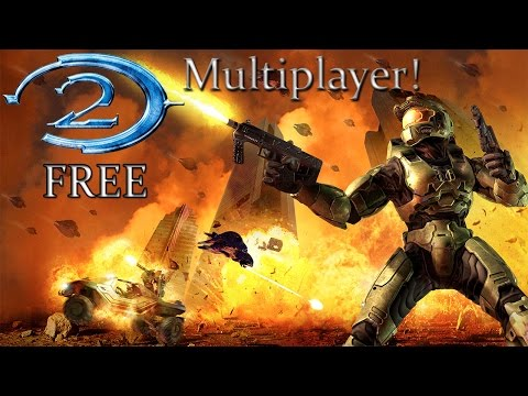 How To Get Halo 2 FREE W/ Multiplayer [Easy]
