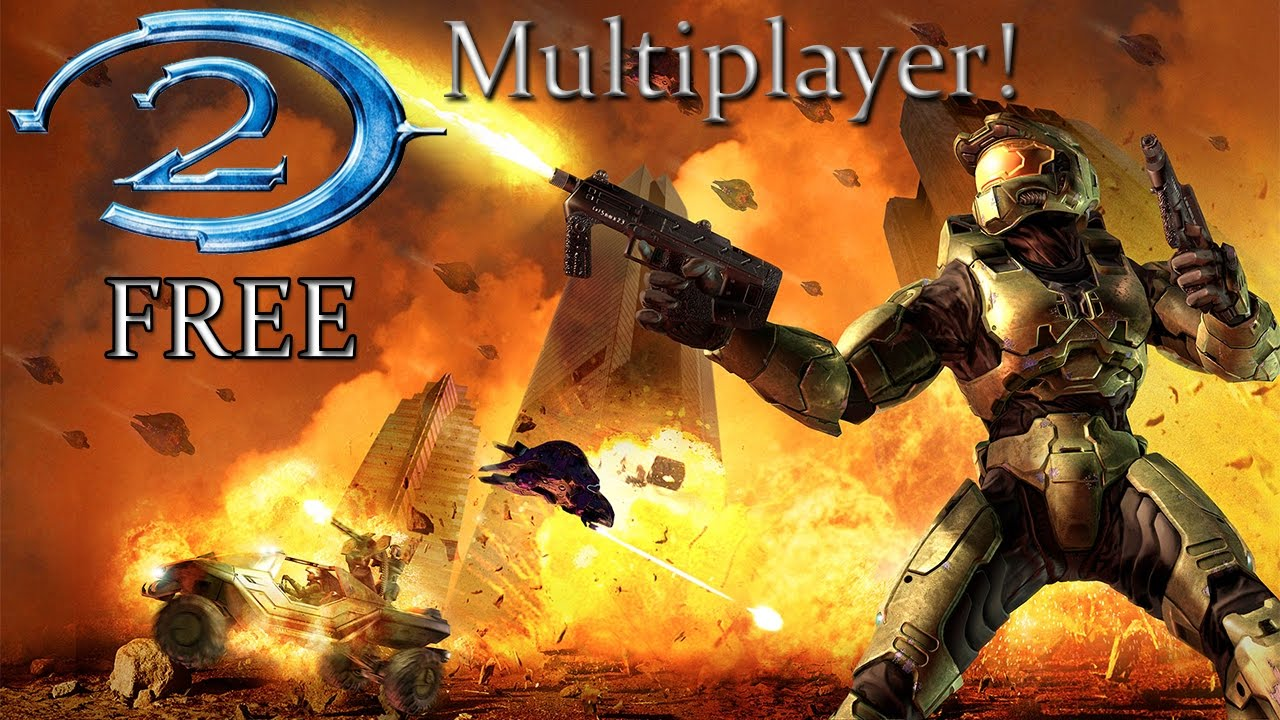 How to download and install halo 2 pc [free] youtube.