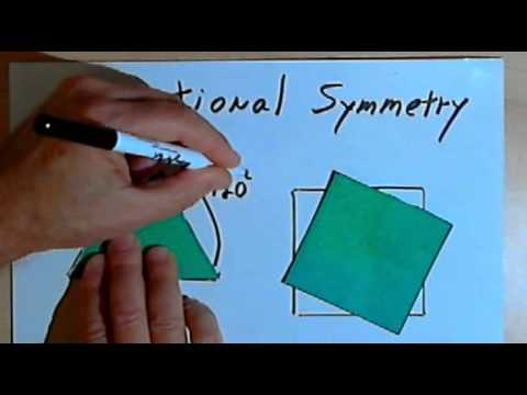 Drawing Lines Of Symmetry On Shapes Worksheet : Reflection symmetry and rotational youtube