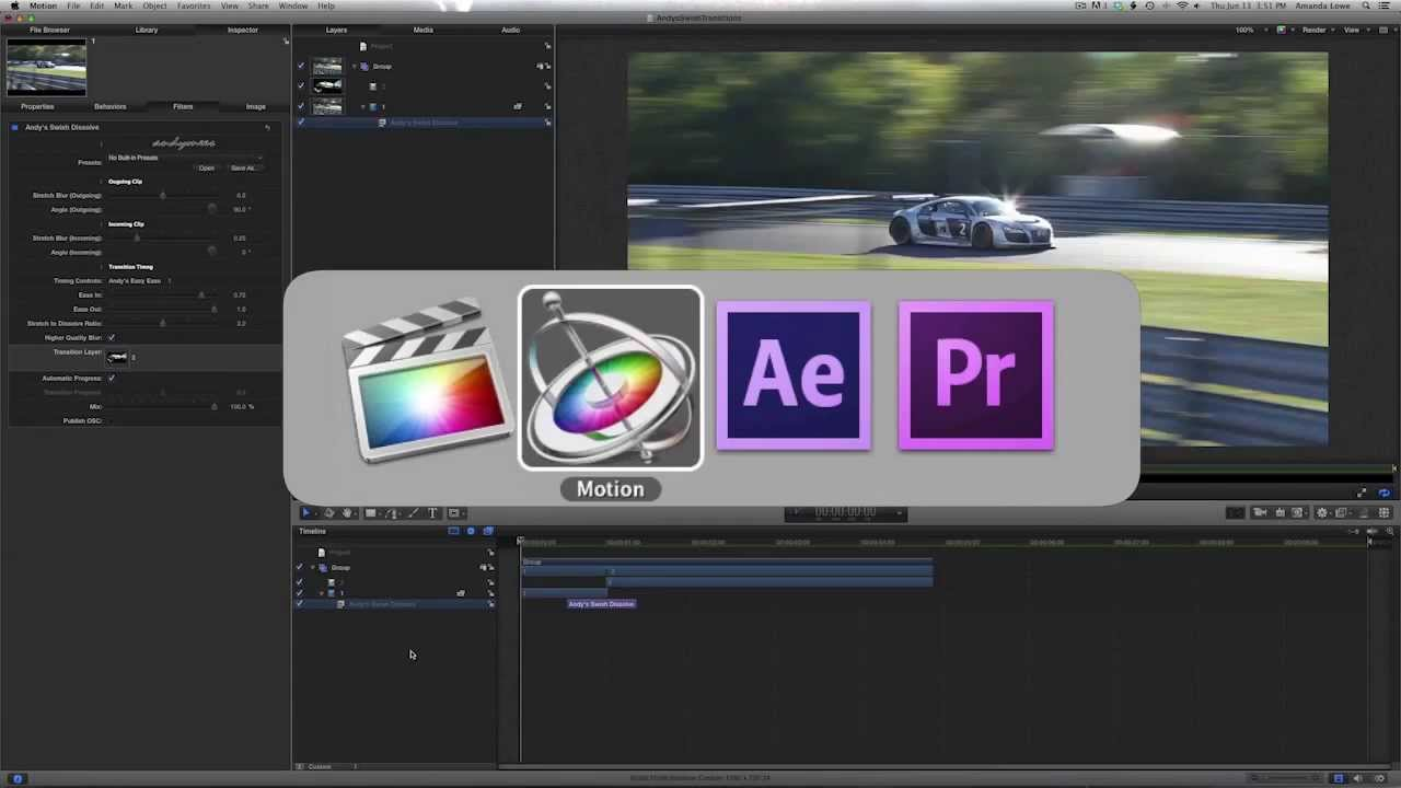 30 Free Plugins and Filters for After Effects - The Beat: A