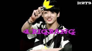 Jungkook (BTS) is a YG's fanboy (IKON, BLACKPINK, 2NE1, BIGBANG)_Part 1