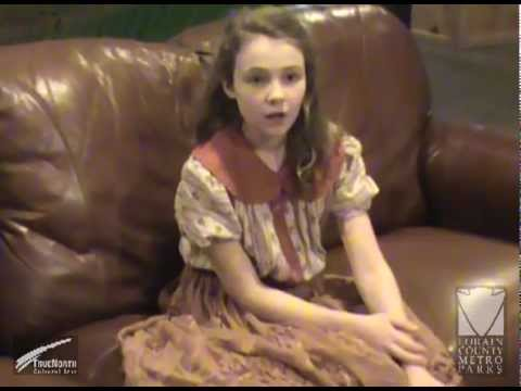 """The Miracle Worker"": Morgan Faith Williams (Hellen Keller) Interview"