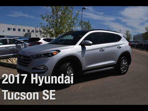 2017 Hyundai Tucson SE | 5 Passenger SUV | Low Mileage
