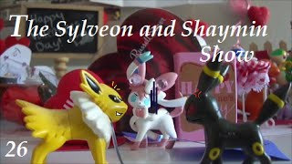 The Sylveon And Shaymin Show [Season 2, Episode 6]; Valentines Day Special : The Wager