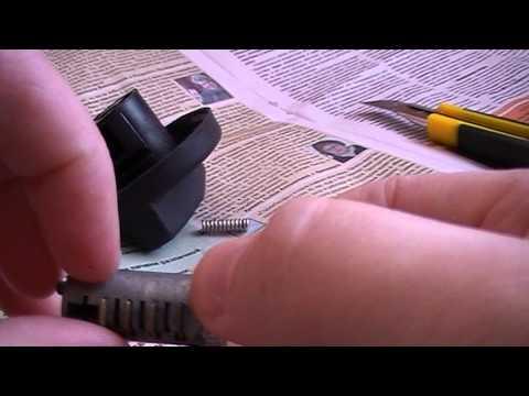 видео: Один ключ на ВАЗ 2115 для замка зажигания, дверей, крышки багажника на примере крышки бензобака