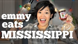 Emmy Eats MISSISSIPPI | tasting viewer-sent treats