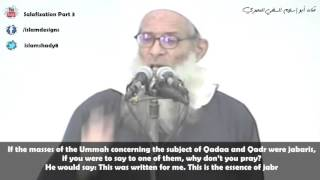 The importance of Tawheed by Sheikh Raslaan