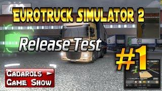 Eurotruck Simulator 2 Gameplay deutsch HD Erste Schritte im Führerhaus