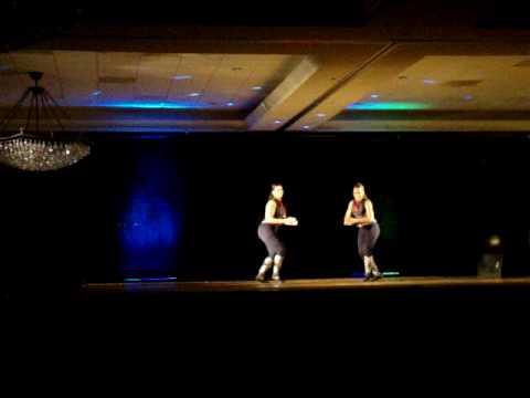 Amanda Cardona and Leah Patterson - Capitol City Salsa Festival-Austin, TX