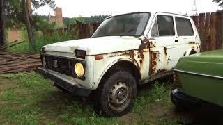 видео История ВАЗ 2121