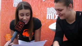 Sandra Perković rasturila Zlatu Muck u brzom čitanju | Antena Zagreb 2012