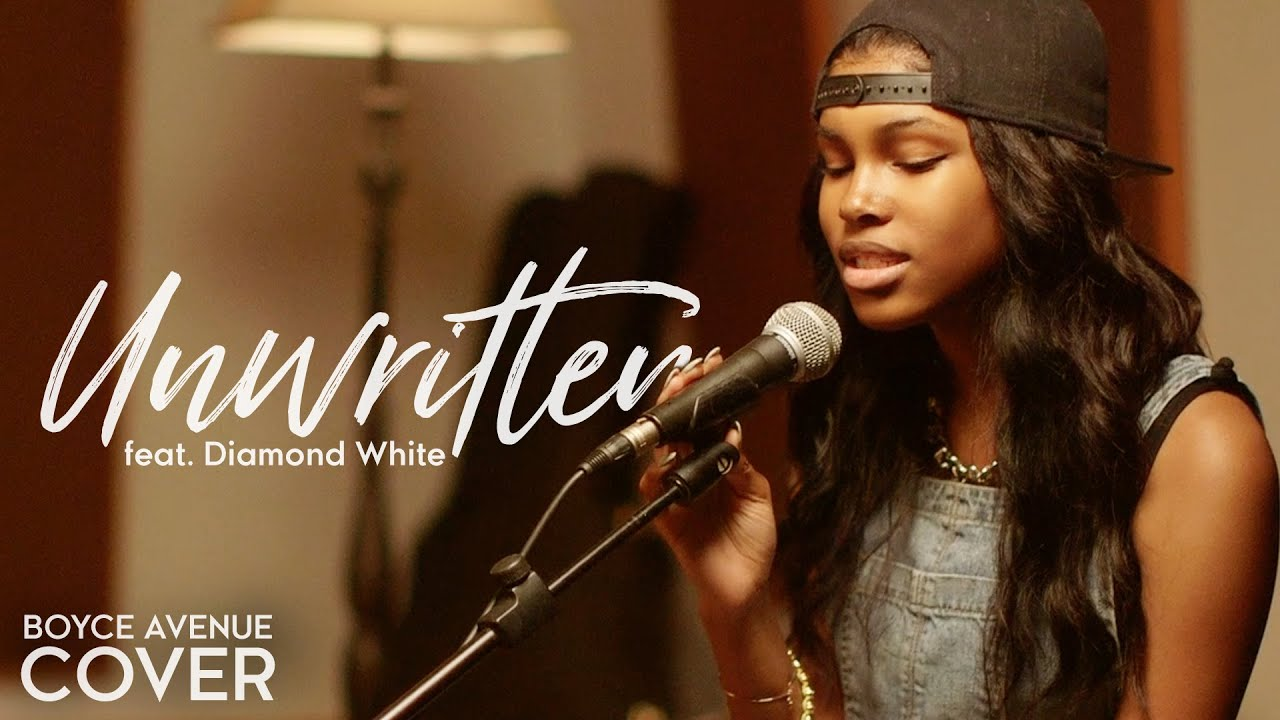 Unwritten - Natasha Bedingfield (Boyce Avenue ft. Diamond White acoustic cover) on Apple & Spotify