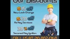 Locksmith San Antonio Texas