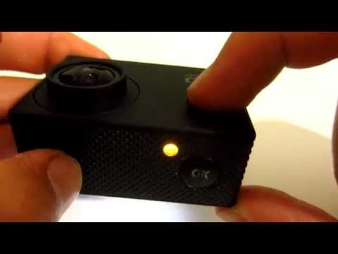 How to Format MicroSD card of SJ4000 sport camera