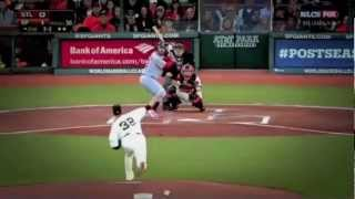 San Francisco Giants Postseason Highlights 2012