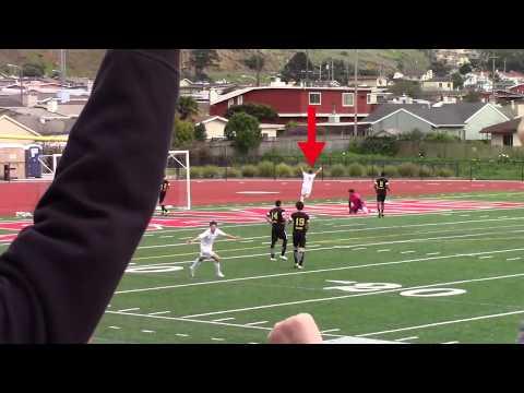 Ivan Stus Senior Year Soccer Highlights 2016-2017