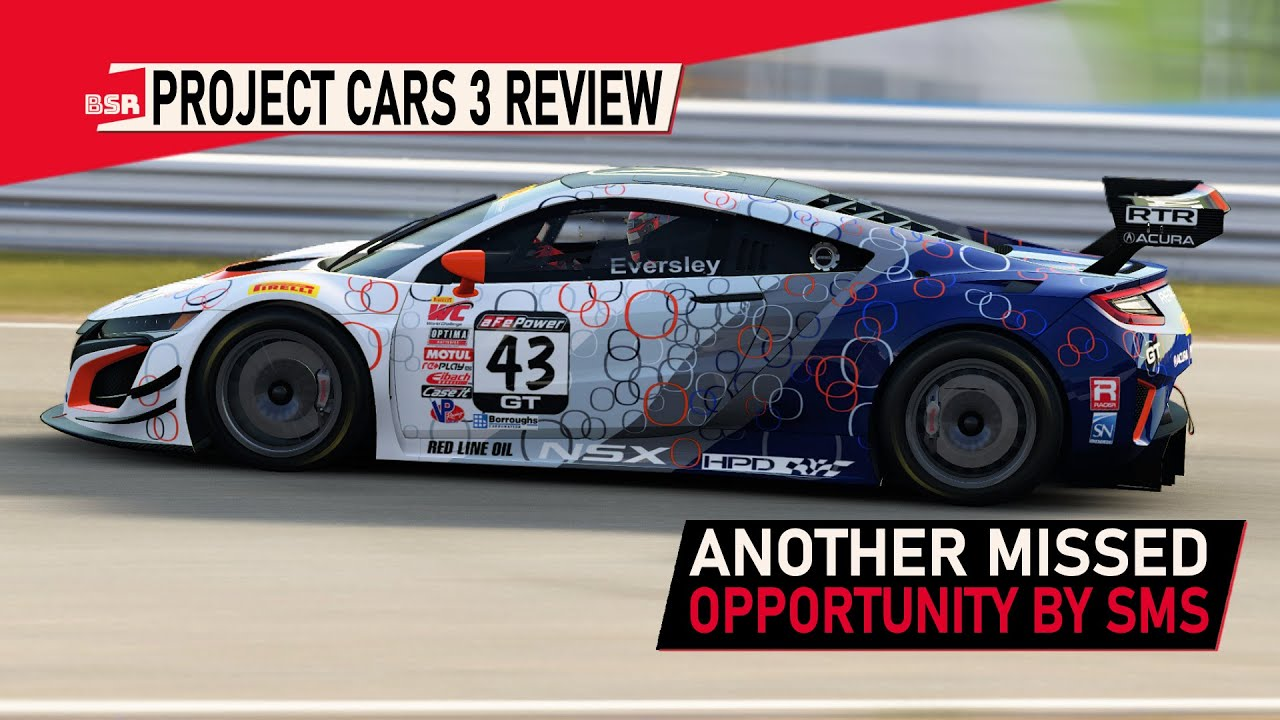 Project Cars 3 Released Racedepartment