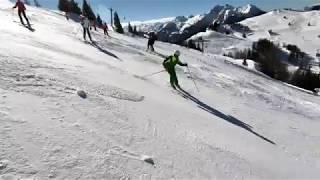 Skiurlaub 2018 Flachau - Snow Space Salzburg - Ski amade GoPro Hero 6