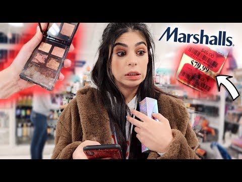 EXPOSING ALL MYTHS ABOUT MARSHALLS *COME SHOPPING WITH ME*