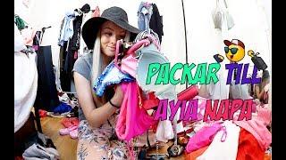 Packar till Ayia Napa