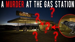 """A Murdxr at the Gas Station"" 
