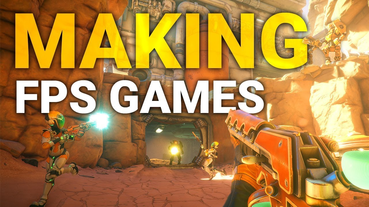 How to make FPS Games with Unity 2019! ?