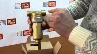 Фильтр тонкой очистки Honeywell mini plus FF06(Покупайте! интернет-магазин Инсталтрейд Instaltrade https://www.instaltrade.com.ua/ 044-227-70-47 г. Киев, ул. Шахтерская, 9., 2015-11-30T14:43:15.000Z)