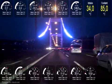 İstanbul Gaziosmanpaşa- Bostancı Arası Citroen C4 1.4 ile yolculuk