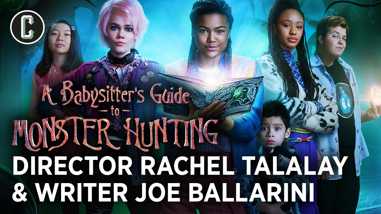 Babysitter's Guide to Monster Hunting Director Goes from Elm Street to Kid-Friendly Horror