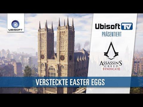 Eastereggs In Assassin's Creed Syndicate | Ubisoft-TV [DE]