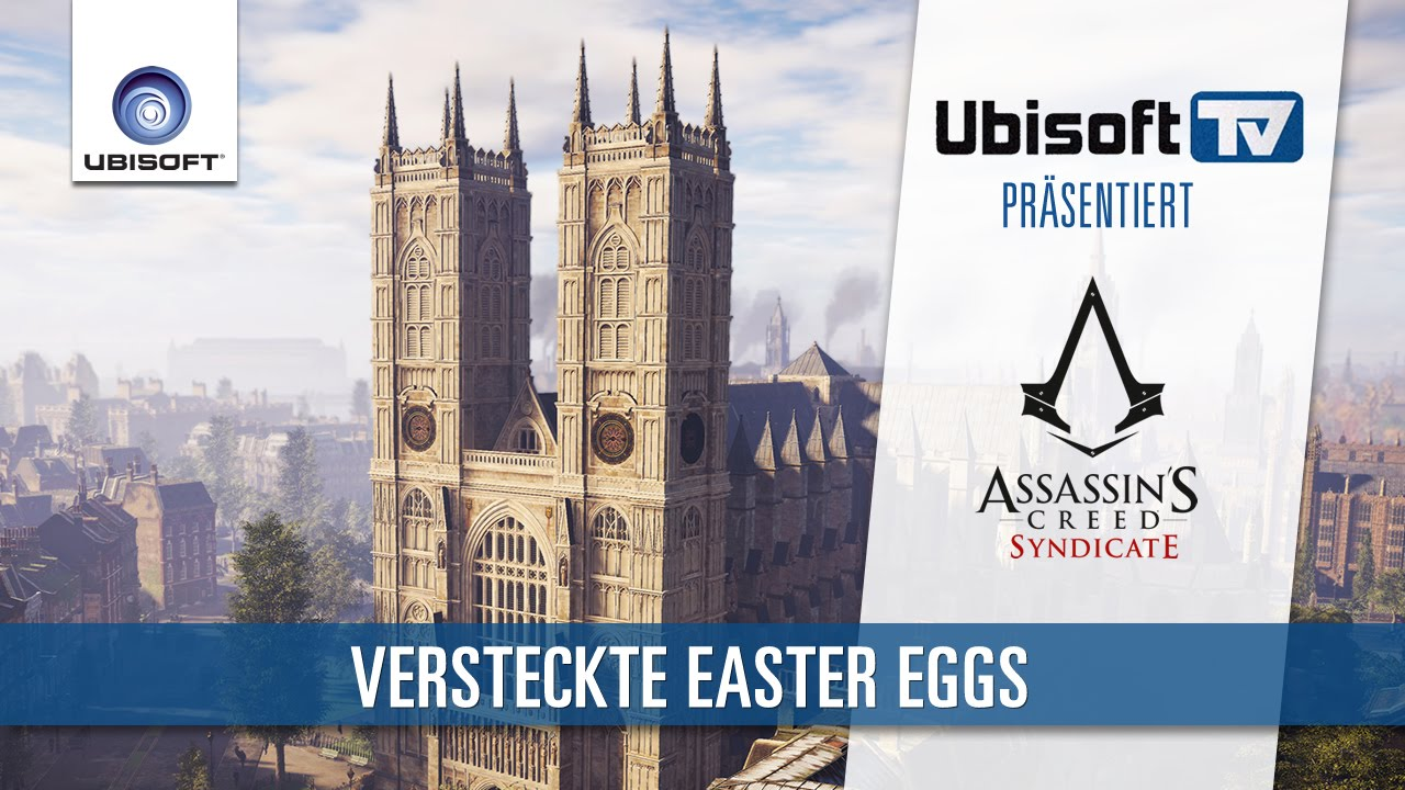 Eastereggs In Assassins Creed Syndicate Ubisoft Tv De Youtube