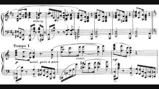 Alexander Scriabin - Fantasy in B minor, Op. 28