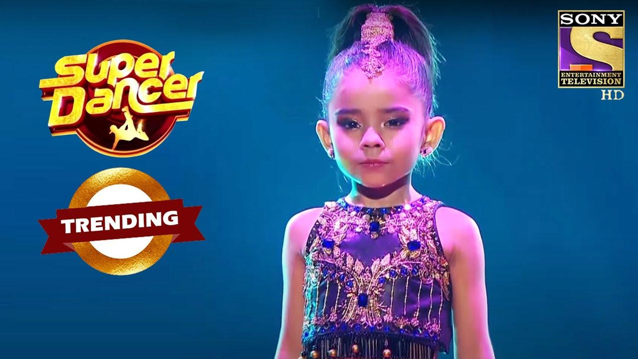 Download Rupsa ने किया Judges को Mesmerize | Super Dancer | Trending