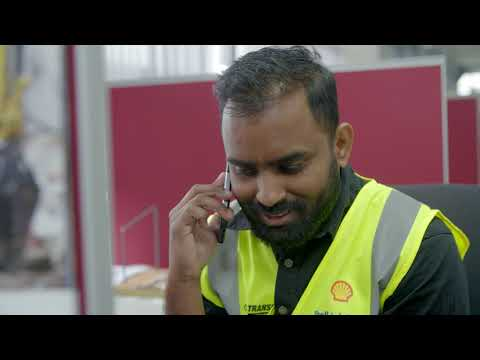 Shell oil sales and customer support