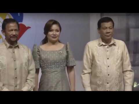 Live: President Trump ASEAN Gala Dinner in Philippines, Manila 11/12/2017