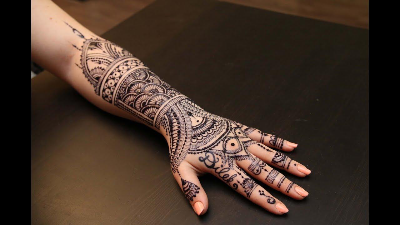 Jagua Tattoo: Jagua Tattoo # 5