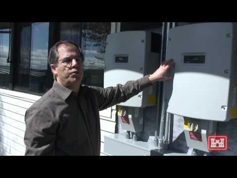 Corps Parks Go Solar