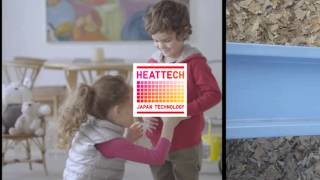 UNIQLO | HEATTECH: Reinventing warmth from the inside out (30 second version)