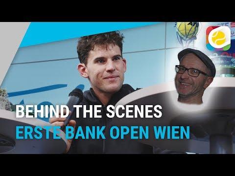 Hinter den Kulissen | Erste Bank Open Wien | myTennis