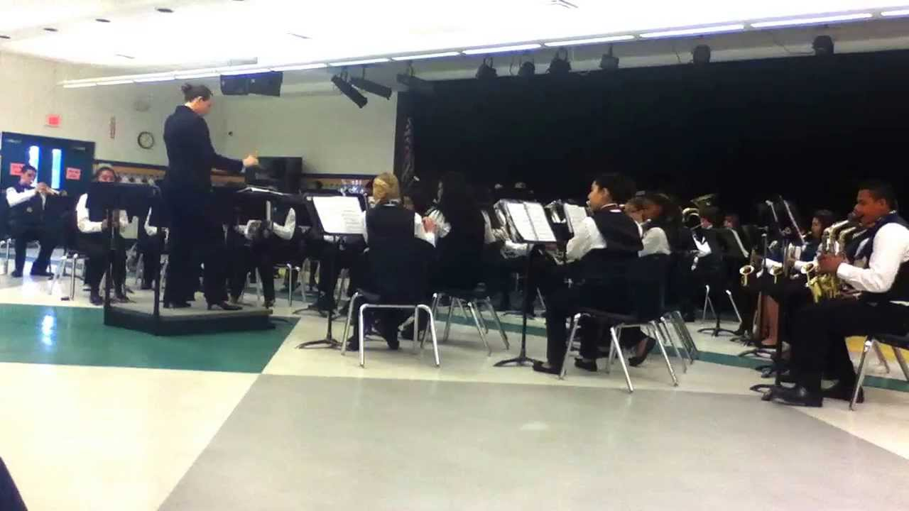 an analysis of the middle school band Smokey road middle school  survey responses are anonymous and will be  submitted directly to the georgia department of education for analysis.