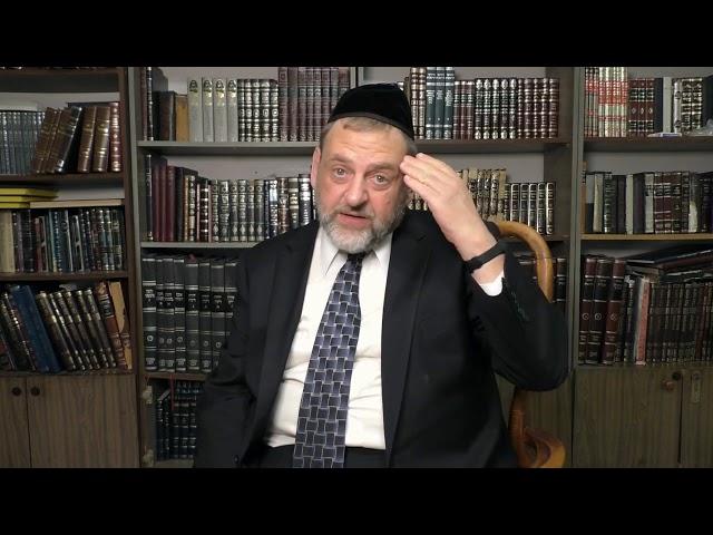 Rabbi Orlofsky    Ner Tamid project
