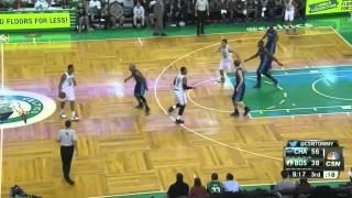 NBA Off Ball Movement: Cutters