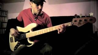 RATM - Know Your Enemy [Bass Cover by Miki Santamaria]